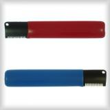 Mikkitrimmesser - Blau + Rot